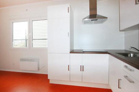 Woonunit de Luxe interieur keuken