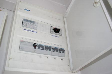 Mijdrecht interieur meterkast