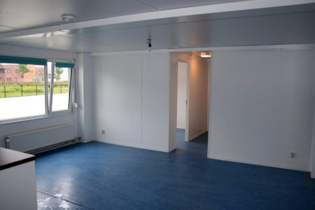 Tijdelijke woonunit Tolbert kamer
